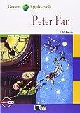 PETER PAN (FREE AUDIO) (Black Cat. Green Apple)