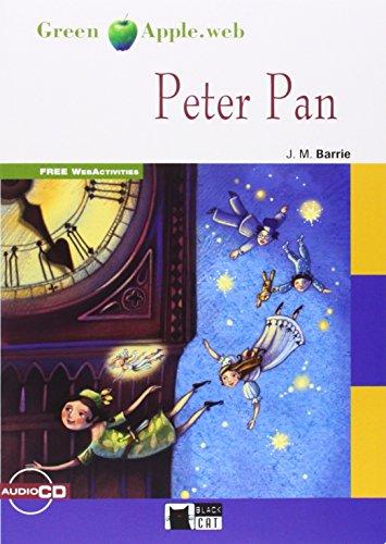 Peter Pan+cd (fw) N/e [Lingua inglese]