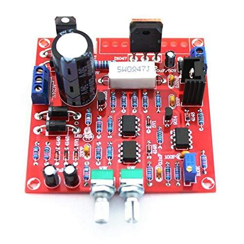 KASILU Dlb0109 DIY 0-30V 2MA - 3A Kit de módulo de Fuente de alimentación regulado DC regulado 3A Alto Rendimiento