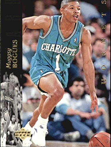Basketball NBA 1993-94 Upper Deck SE #163 Muggsy Bogues #163 NM Hornets