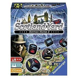 Ravensburger Scotland Yard Niños y Adultos Deducción - Juego de Tablero (Deducción, Niños y Adultos, 45 min, Niño/niña, 8 año(s), 99 año(s)): Amazon.es: Juguetes y juegos