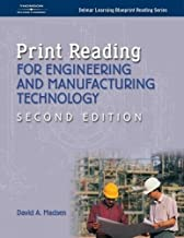 Print Reading for Engineering and Manufacturing Technology (Delmar Learning Blueprint Reading Series)