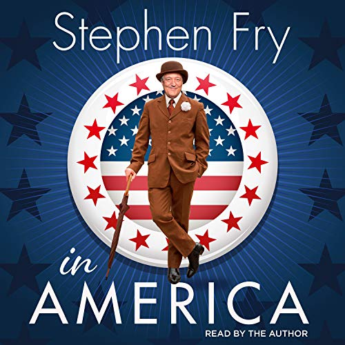 Stephen Fry in America cover art