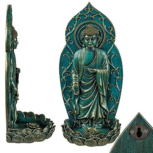 Support bâton d'encens Bouddha debout