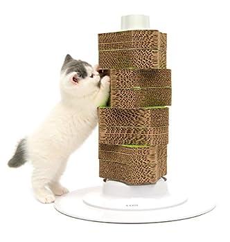 CAT IT 2.0 Senses Griffoir pour Chat 8 Pièces