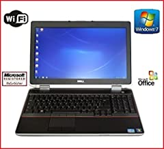 Dell Latitude E6520 Windows 7 Pro Laptop - i7 2.7GHz / 8GB / 1TB HDMI WiFi 15.6