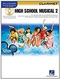 Instrumental Play-Along High School Musical 2 (Clarinet) Bk/Cd (Hal Leonard Instrumental Play-Along)