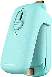 小型シーラー ミニ ヒートシーラー 電池式 クリップシーラー フードシーラー 家庭用 キッチンシーラー ビニール袋 ハンディシーラー シーラー 携帯便利 開封 密封