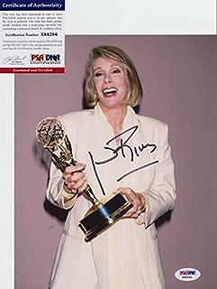Joan Rivers Signed Autograph 8x10 Photo PSA/DNA COA #1