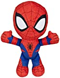Spiderman Spiderman-71301 Peluche, 19 cm, Multicolor, (Famosa 760015038)