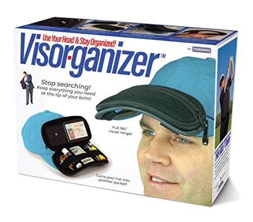 """Prank Pack """"VisorGanizer"""" - Wrap Your Real Gift in a Prank Funny Gag Joke Gift Box - by Prank-O - The Original Prank Gift Box 