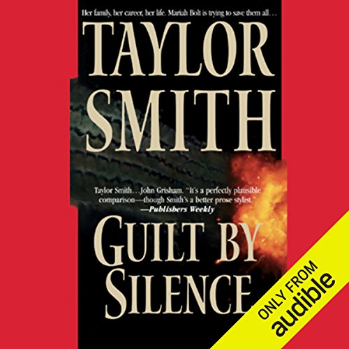 Guilt by Silence audiobook cover art