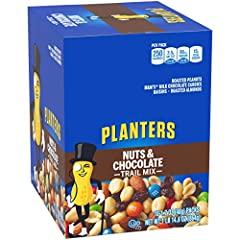 Sweet and salty mix of roasted peanuts, M&M's milk chocolate candies, raisins and roasted almonds Handy snack to grab when hungry Easy to open, tearable bag Perfect for those keeping Kosher Product of USA