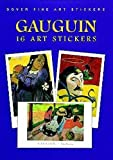 Gaugin: 16 Art Stickers (Dover Art Stickers)