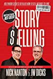 Story Selling: Hollywood Secrets Revealed: How to Sell Without Selling - Nick Esq Nanton
