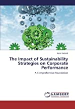 The Impact of Sustainability Strategies on Corporate Performance: A Comprehensive Foundation