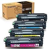 STAROVER CLT-P504C 504S Compatibile Samsung Toner Cartuccia, CLT-K504S C504S M504S Y504S per Samsung CLP-415NW 470 475 CLX-4170 4190 4195FN 4195FW Samsung Xpress SL-C1810W C1860FW(confezione da 4)