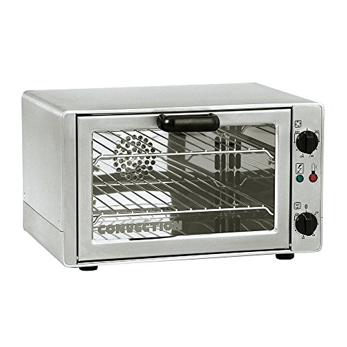 """Equipex (FC-26/1) 19"""" Quarter-Size Electric Convection Oven"""