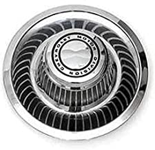 Eckler's Premier Quality Products 40288082 Full Size Chevy Rally Wheel Center Cap