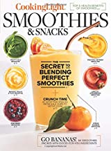 Cooking Light Smoothies and Snacks