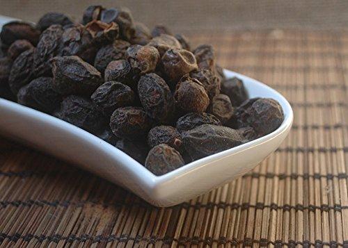 Naturix24 – Sägepalmenfrüchte, Sabalfrüchte ganz – 100g-Beutel