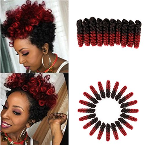 Best jamaican bounce crochet hair red for 2020