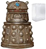 Figura de vinilo de Doctor Who: Reconnaissance Dalek Pop! (incluye funda protectora de caja de pop)