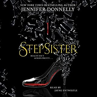 Stepsister audiobook cover art