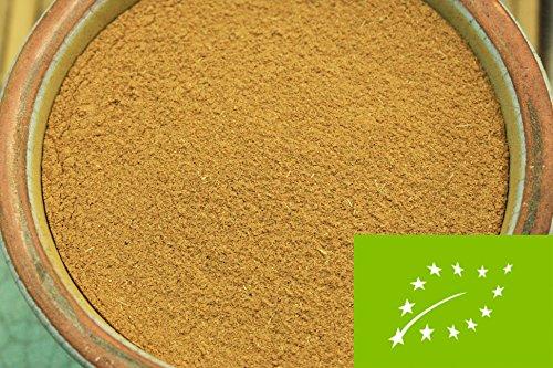 Bio Zimt gemahlen, Ceylon 100g Gewürzkontor München