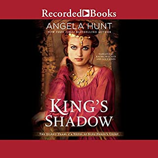 King's Shadow audiobook cover art
