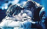 Póster de Titanic The Final Moment 30,5 x 45,7 cm, multicolor