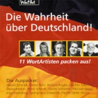 Die Wahrheit über Deutschland! (Vol. 1) Titelbild