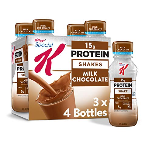 Kellogg's Special K Milk Chocolate Protein Shakes - Meal Replacement, Gym...