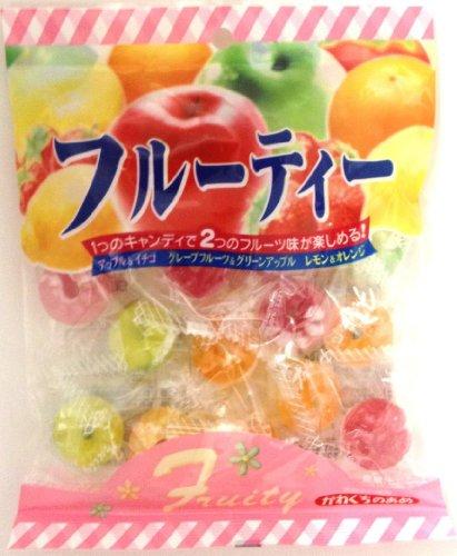 川口製菓 フルーティー 150g