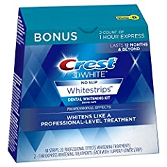 LASTS 12 MONTHS and BEYOND Use once a day for 30 minutes Removes 14 years of teeth stains for a whiter smile. Do not use this light device if you have oral cancer, are being treated with photodynamic Delivers professional-level teeth whitening result...