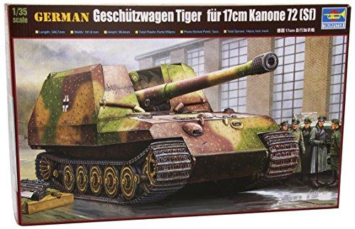 Trumpeter - Maqueta de tanque escala 1:35 (9580210000000) ,