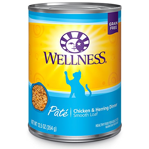 Wellness Complete Health Pate Chicken & Herring Dinner   Chewy