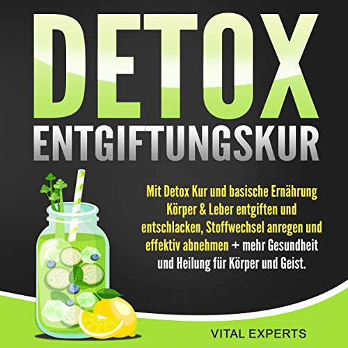 Detox Entgiftungskur Titelbild