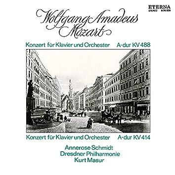 Mozart: Klavierkonzerte No. 23 & 12