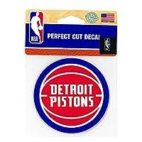 (ウィンクラフト) WINCRAFT ステッカー 【NBA PERFECT CUT DECAL】 STICKER シール アクセサリー バスケットボール BASKETBALL (デトロイト ピストンズ-DETROIT PISTONS-) [並行輸入品]