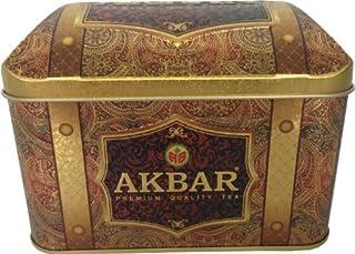 Akbar Tea Gourmet Gift Tin Box 250 G Strawberry Cream