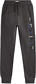 Esprit Cotton Tracksuit Bottoms With A Logo Print