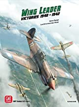 Wing Leader - Victories 1940-1942 by GMT Games