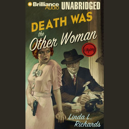 Death Was the Other Woman  audiobook cover art