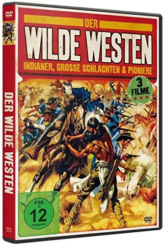 Der Wilde Westen - Indianer, große Schlachten und Pioniere