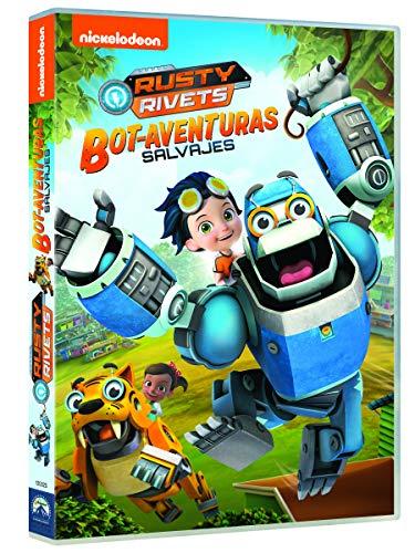 Rusty Rivets 3: Bot - Aventuras Salvajes [DVD]