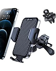 $21 » Andobil Newest Car Phone Holder Mount [Most Stable Hook Design for Vent] Hands Free & Universal Air Vent Phone Holder for Car, Compatible with iPhone 12/12 Pro/12 Pro Max/11, Samsung S21/S20 etc