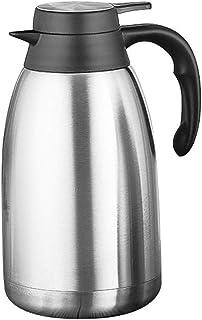 LIRIDP 保温ポット コーヒーポットコールドドリンクケトル家庭用ウォーターピッチャーボトル断熱二重壁真空ポットティーポットコーヒージュースミルクティーホット&コールドドリンク (サイズ さいず : 2.0L)