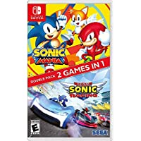 Sonic Mania+Team Sonic Racing Double Pack for Nintendo Switch