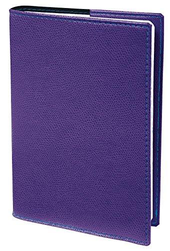 Quo Vadis - 1 Agenda Universitaire Semainier - Couverture Club Violet - Août 2021 à Août 2022-10 x 15 cm
